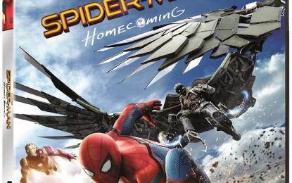 Spiderman HomeComing: La Recensione del Bluray 4K Sony