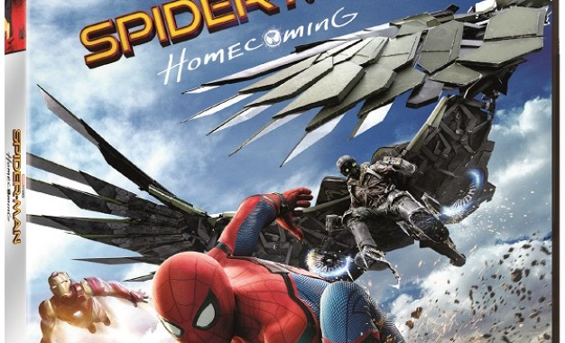 Spiderman HomeComing: La Recensione del Bluray 4K Sony