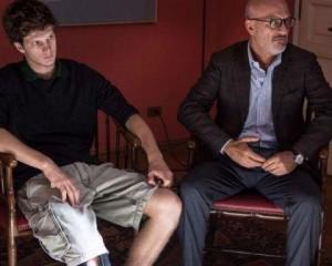 """""""Gli sdraiati"""". Claudio Bisio e la difficoltà di essere padre… di un adolescente. Al cinema il 23 novembre."""
