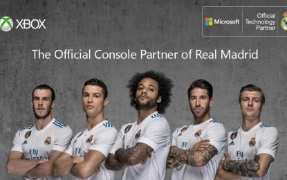 Xbox One e FIFA18: un tutorial del Real Madrid