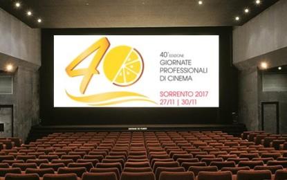 Da domenica 26 inzia la 40° edizione delle Giornate del Cinema. Ecco tutte le anteprime e gli incontri.
