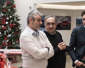 """Ferrari. Il messaggio del Presidente: """"Per il 2018 si vedono già segnali di crescita"""""""