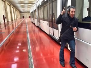 Gioacchino Corrone e tram (4)