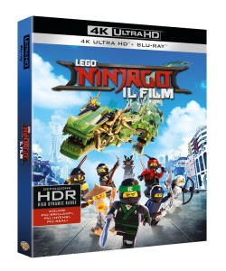 LEGO Ninjago 4K 3d