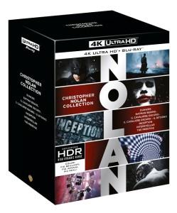 Nolan Collection UHD 3d