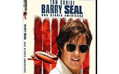 Barry Seal Ultra HD Bluray Universal: La Recensione
