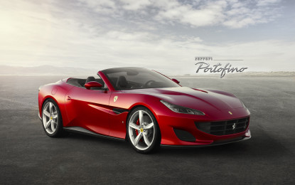 Ferrari Portofino: vivi la performance di una vera supercar