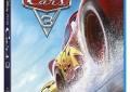 Cars 3 in Bluray e DVD Disney  dal 24 Gennaio