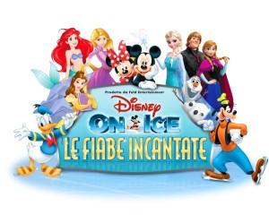 Disney On Ice presenta Le Fiabe Incantate dal 29 Novembre al 9 Dicembre 2018