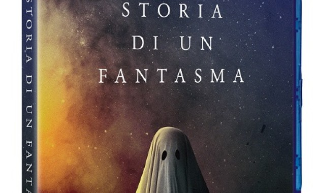 Storia di un Fantasma: in Bluray e DVD Universal