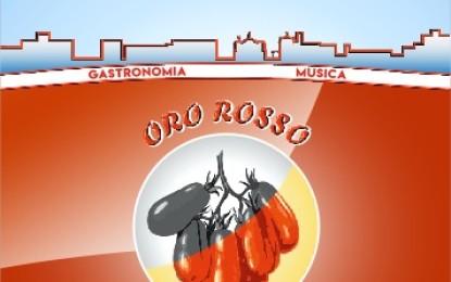 Oro Rosso: 6° Festa del Pomodoro a Sant'Antonio Abate (NA)