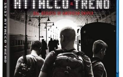 Ore 15.17 – Attacco al Treno: La Recensione del Bluray