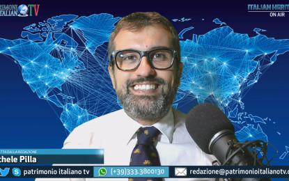 Patrimonio Italiano TV, riguarda la diretta di 'Italian Heritage' del 10 luglio