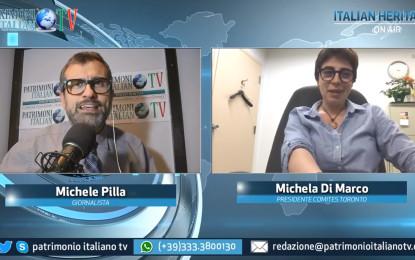 Patrimonio Italiano TV, riguarda la diretta di 'Italian Heritage' del 5 luglio