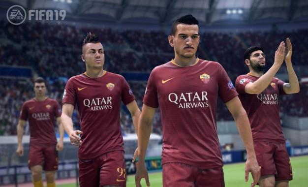 La A.S. Roma diventa Partner di EA Sports