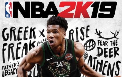 NBA 2K19: ecco il nuovo Trailer con Lebron James