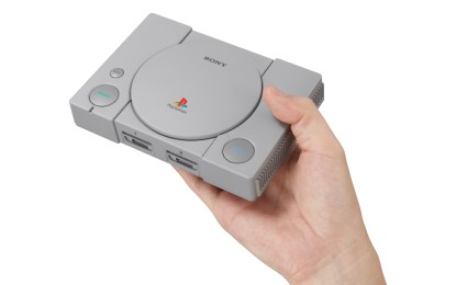 PlayStation Classic: disponibile a Dicembre 2018
