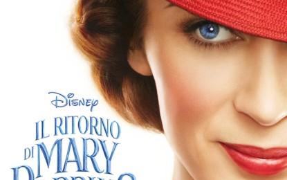 Il Ritorno di Mary Poppins: Il nuovo trailer in Italiano