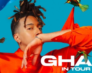 Ghali in Tour 2018: Live Streaming Gratuito su Playstation 4