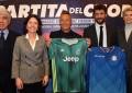 Il 27 maggio torna la Partita del Cuore: Cristiano Ronaldo darà il via all'Allianz Stadium di Torino alla partita tra Nazionale Cantanti e Campioni per la Ricerca.