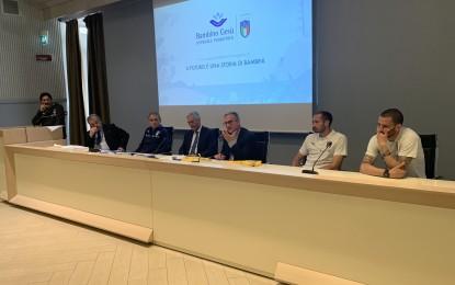 Il Presidente Gravina presenta la partnership con il Bambin Gesù, ed intanto annuncia che Italiavs Grecia si giocherà a Roma