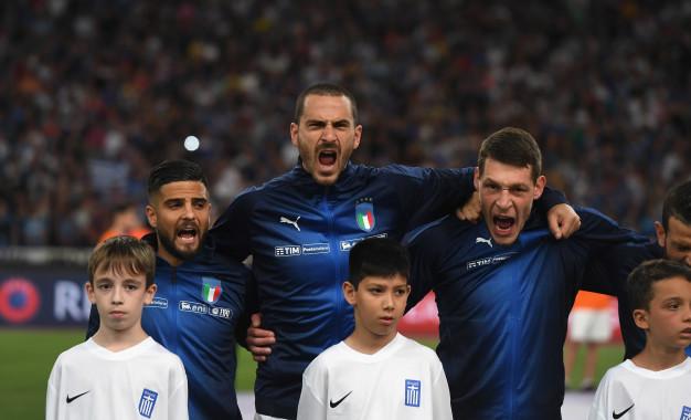 """Euro 2020: Prestazione sontuosa della Nazionale di Mancini che piega 3-0 la Grecia al termine di novanta minuti impeccabili. Insigne:""""Segnare con questa maglia è speciale""""."""