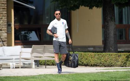 E' Armando Izzo il calciatore più glamour della Nazionale Italiana.
