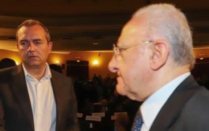 Universiadi, incidente diplomatico in conferenza: escluso De Magistris che diserta la presentazione