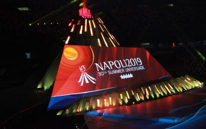 Universiadi Napoli: gli occhi del mondo sul San Paolo per la Cerimonia di Apertura.
