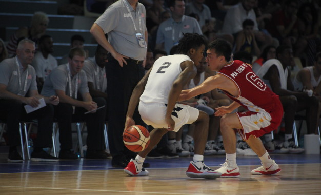 Basket Universiadi: gli Usa stendono la Cina 99 a 70.