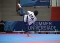 Taekwondo, Universiadi 2019: Elena Blundo e Umberto Pastore si fermano in semifinale nell'individuale poomsae
