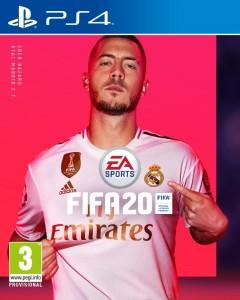 FIFA20 hazard