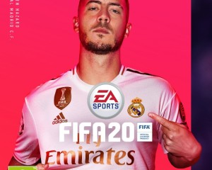 FIFA20: Hazard e Van Dijk sulla copertina del nuovo gioco EA Sports