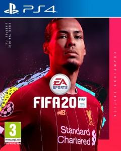 FIFA20 van dijk