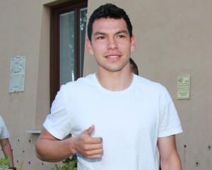 Lozano-day: visite mediche, firma e domani atteso da Ancelotti a Napoli
