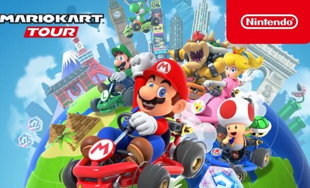 Mario Kart Tour su iPad, iPhone e Android dal 25 Settembre