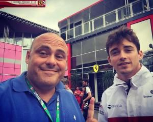 Leclerc-Ferrari: ad un anno dall'annuncio, due vittorie di fila e la conquista del ruolo di leader della Rossa