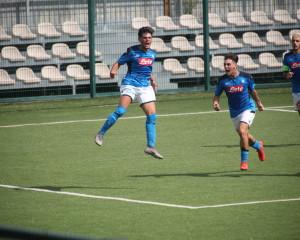 Youth League – Napoli sfiorano l'impresa contro il Liverpool. Foto emozioni di A.Romano