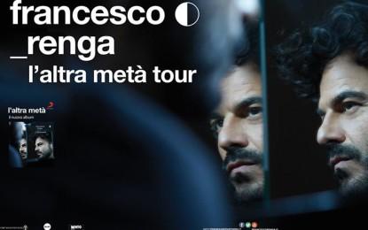 Francesco Renga al Rossetti di Trieste il 9 Dicembre