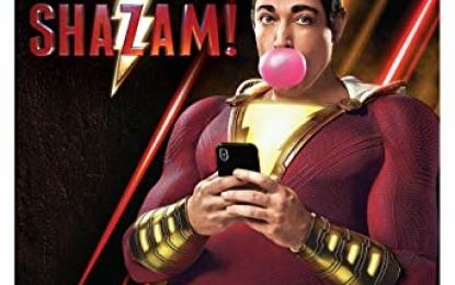 Shazam! – La Recensione del Disco 4K – UHD
