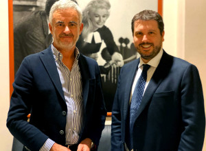 Mario Lorini e Simone Gialdini