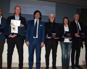 XXVIII Panchina d'oro: vince Gian Piero Gasperini. Liverani e Samaden e tra gli altri premiati