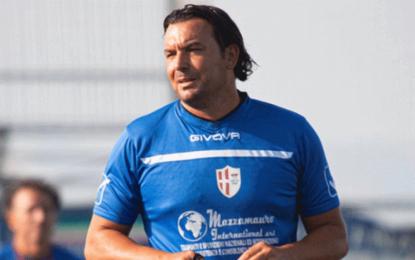 Savoia: esonerato il mister Salvatore Aronica.