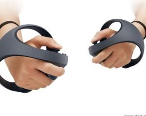 Sony ci svela i controller VR di nuova generazione PS5