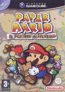 paper mario game cube