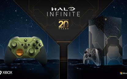 Xbox svela la data di uscita di Halo Infinite. In arrivo anche una console e un controller dedicato in edizione limitata