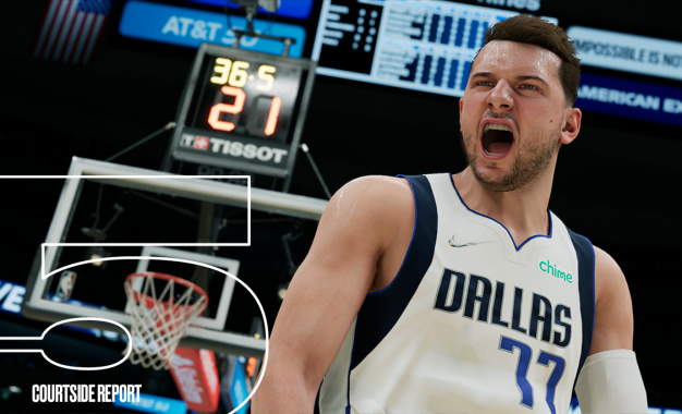NBA 2K22 Gameplay // Courtside Report 5
