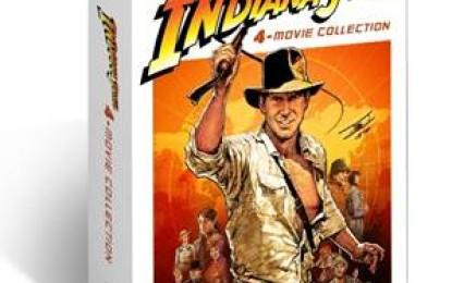 Quadrilogia di Indiana Jones in 4K Ultra HD