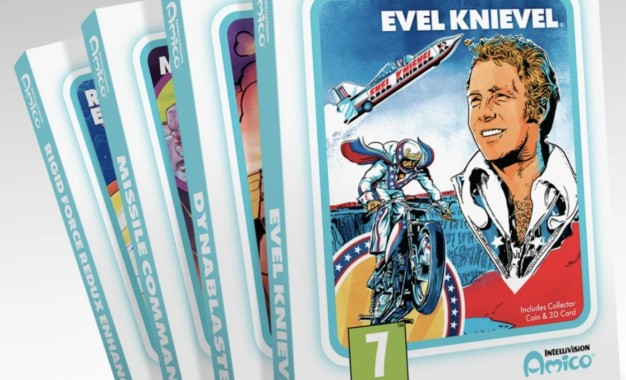 Intellivision Amico lancia sul mercato i propri cofanetti da collezione con videogiochi NFT